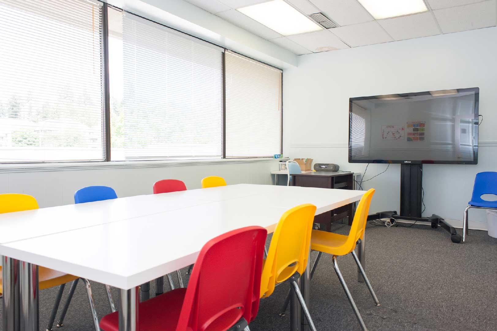 kids classrooms